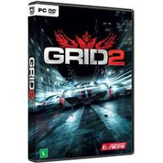Foto Game Grid 2 - PC | Americanas