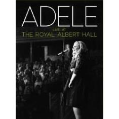 Foto Adele Live At The Royal Albert Hall DVD Pop | Walmart -