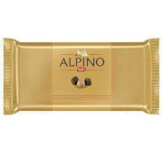 Foto Tablete Chocolate Alpino 100g - Nestlé | Americanas