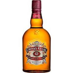 Foto Whisky Chivas Regal 12 Anos - 1L | Submarino