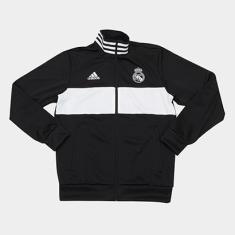 d7e2b00a854 Agasalhos de Times de Futebol Masculino Adidas Real Madrid