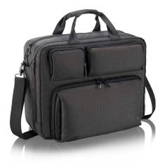 Foto Mochila Multilaser Smart Bag Notebook Até 15 Pol. Preto - BO200 BO200 | MM Place*