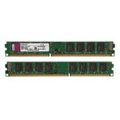 Foto Mem�ria Kingston 4gb Ddr3 1333mhz Cl9 Kvr1333d3n9/4g (dell / Hp) | Americanas