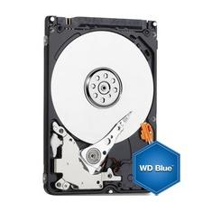 Foto HD WD SATA 2,5´ p/ Notebook Blue 7mm 500GB 5400RPM 16MB Cache SATA 6.0Gb/s - WD5000LPCX | Kabum