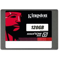 "Foto Drive SSD Interno 120GB 2,5"" Sata 3 Kingston SA400S37/120G 