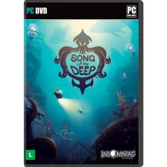 Foto Jogo Song of the Deep - PC | Intersolução*