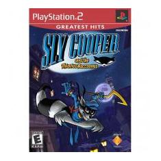 Foto Sly cooper and the thievius raccoonus greatest hits - ps2 | Magazine Luiza.