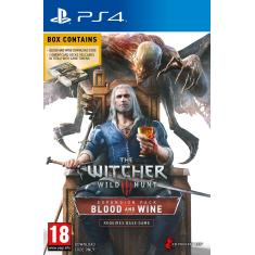 Foto Game PS4 The Witcher 3 Blood and Wine | Quero Preço*