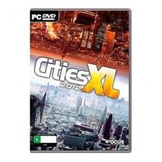 Foto Jogo Cities Xl 2012 - PC | Magazine Luiza-