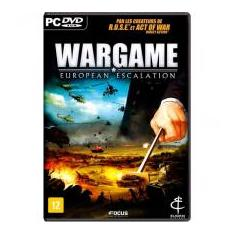 Foto Jogo Wargame: European Escalation - PC | Magazine Luiza-