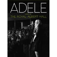 Foto Adele Live At The Royal Albert Hall - Dvd Pop | Webcontinental