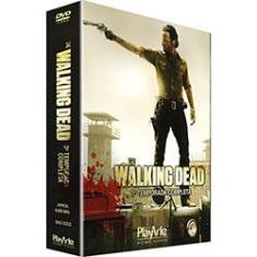 Foto Dvd The Walking Dead - Os Mortos Vivos 3ª Temporada (5 discos) | Submarino