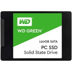 Foto SSD 120GB Western Digital Green 540-405MB/S | SmartClubDigital*