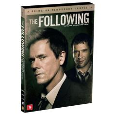 Foto DVD The Following – 1ª Temporada - 4 Discos | Saraiva -