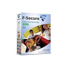 Foto F-Secure Internet Security  para 3 PC - 2010 | Americanas