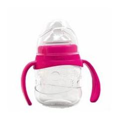 Foto Mamadeira Wide ORTO com ALÇA 150ML Rosa FISHER-PRICE 01178 | Magazine Luiza-