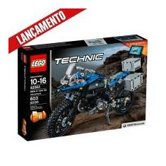 Foto Lego technic - 42063 - bmw r 1200 gs adventure | Magazine Luiza.