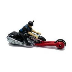 Foto Hot Wheels City Moto Hammer Sled - Mattel | Magazine Luiza.