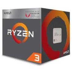 Foto Ryzen™ 3 2200G Quad Core - 4 Threads - 3.5Ghz (Turbo 3.7Ghz) - Cache 6Mb - Am4 - Tdp 65W - Radeon™ Vega Graphics - Yd2200c5fbbox Amd | Walmart -