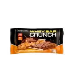 Foto Whey Bar Crunch 70g - Probiotica Cookies and Cream | Iron Action Suplementos*