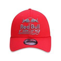 Foto Boné Aba Curva Red Bull Racing BON014 New Era - Vermelho  cf1eedc04bb