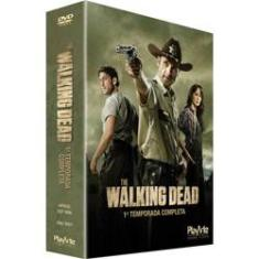 Foto Dvd The Walking Dead - Os Mortos Vivos 1ª Temporada | Americanas