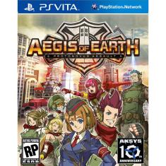 Foto Aegis of Earth Protonovus Assault PSVita | Shock Games*