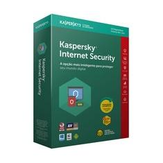 Foto Kaspersky Internet Security 2018 Multidispositivos 10 PCs | Kabum