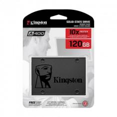 "Foto SSD Kingston 2.5"" SATA III 6GB/s SA400S37 120gb 