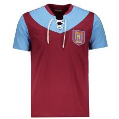 3afb00b7c Camisas de Times de Futebol Casuais Aston Villa p
