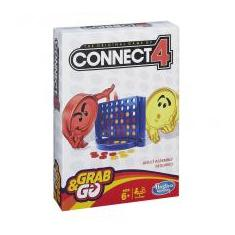 Foto B1000 hasbro gaming jogos connect 4 grab  go | Magazine Luiza.
