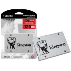 Foto Kingston SSD 120GB Sata Rev. 3 P/ Desktop E Notebook | Alfatec Store*