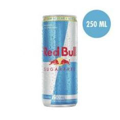 Foto Energético Red Bull Sugarfree 250ml | Magazine Luiza.