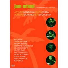 Foto DVD Jam Miami: A Celebration of Latin Jazz | Submarino