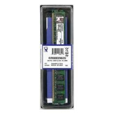 Foto Memoria 2gb Ddr2 800 Desktop KVR800D2N6/2G KINGSTON | Carrefour-