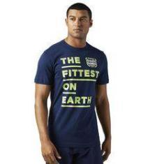 9e499c40d79 Foto Camiseta Reebok CrossFit Games Masculina