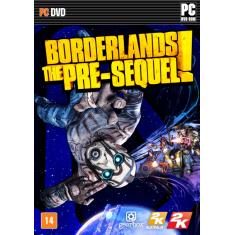 Foto Borderlands - The Pre-Sequel! - PC | Saraiva -