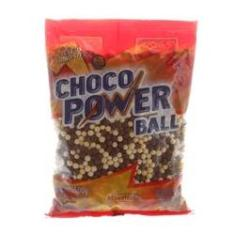 Foto Cereal Drageado Mini Ao Leite/Branco Choco Power Ball Com 500g Mavalério | Submarino