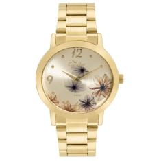 61cba8a005d29 Foto Relógio Feminino Condor Fashion Disco CO2035KVW 4D - Dourado