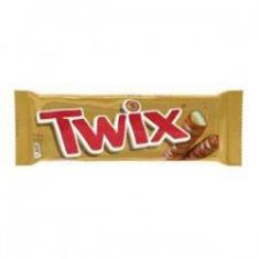 Foto Chocolate Twix 45g | Submarino