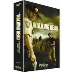 Foto DVD - The Walking Dead - 2ª Temporada Completa | Walmart -
