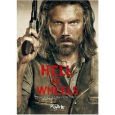 Foto Dvd - Hell On Wheels - 2ª Temporada (3 Discos) | Americanas