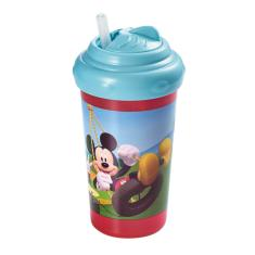 Foto Copo com Canudo de Silicone 300Ml Mickey Multikids Baby - BB082 BB082 | MM Place*