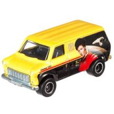 Foto Veículo Hot Wheels - Cultura Pop - 1:64 - Série Star Trek - Ford - Ford Transit Supervan - Mattel | Pontofrio -