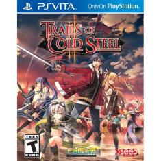 Foto THE LEGEND OF HEROES: TRAILS OF COLD STEEL II - PS VITA | Games 4*