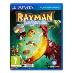 Foto Jogo Rayman Legends - PS Vita | Carrefour