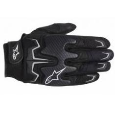 Foto Luva Moto Alpinestars Fighter Air Preta - 3g / 2xl | Shoptime