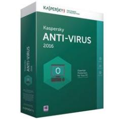 Foto Kaspersky Anti-Virus 2017 - 1 PC | Walmart -