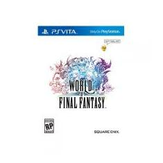 Foto World of final fantasy - ps vita | Magazine Luiza.