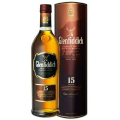 Foto Whisky Glenfiddich 15 Anos - Single Malt - 750ml | CLICKBAR